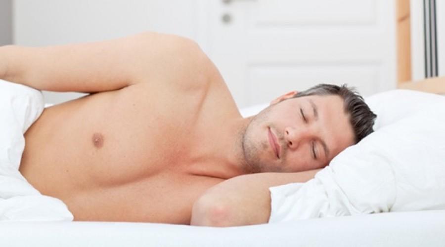 Â¿Tiene beneficios dormir desnudo?