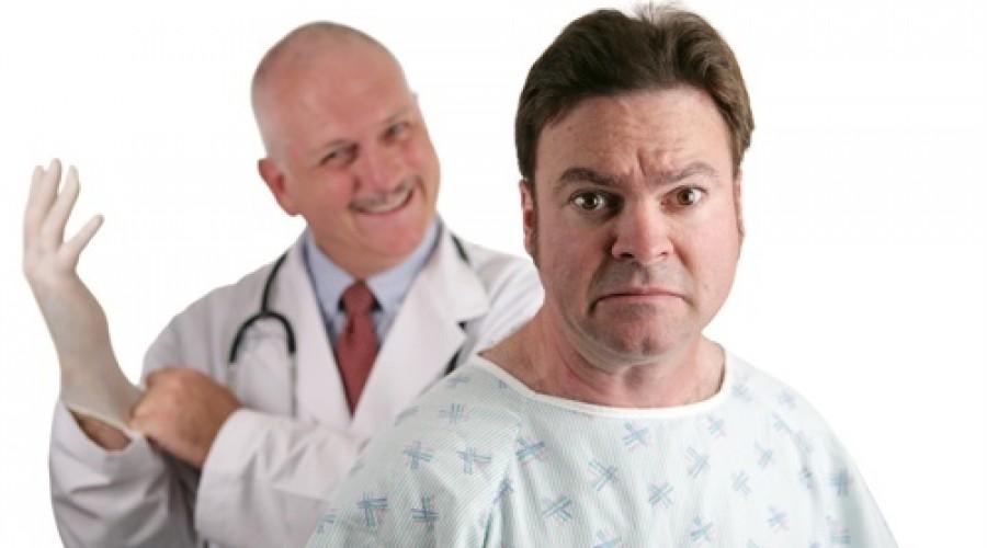 """El """"temido"""" tacto rectal de la revisión de próstata dura solo unos 30 segundos. Â¿Para qué sirve?"""