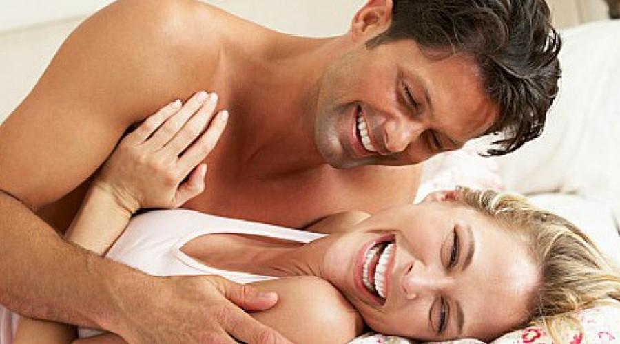 Los hombres divertidos generan más orgasmos en sus parejas