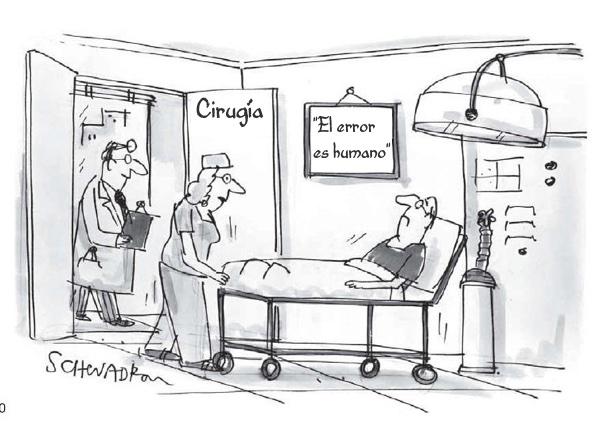 confianza al paciente