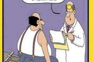 Próstata y humor