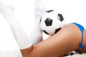 ¿Pueden los jugadores de fútbol tener sexo antes de una gran final?