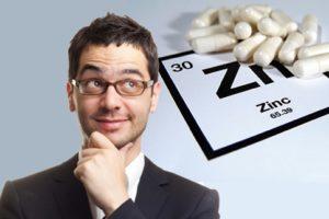 Beneficios del zinc para la salud del hombre