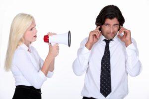 La voz femenina produce agotamiento en el cerebro masculino