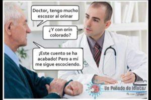 Humor urológico