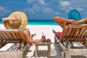 Relación de pareja y vacaciones