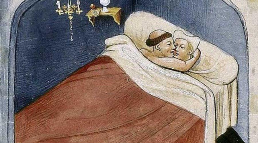 Cómo se abordaban los problemas sexuales en la Edad Media