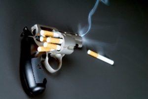El tabaco aumenta el riesgo de cáncer de próstata y de mama